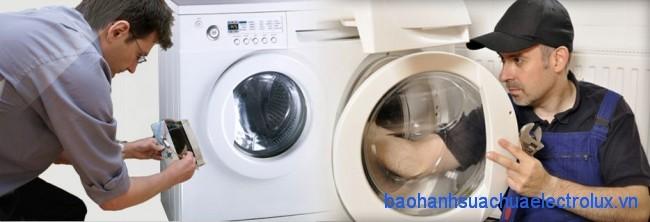Làm thế nào khi nước không chảy vào thùng giặt?