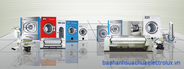 Máy giặt và một số công nghệ mới