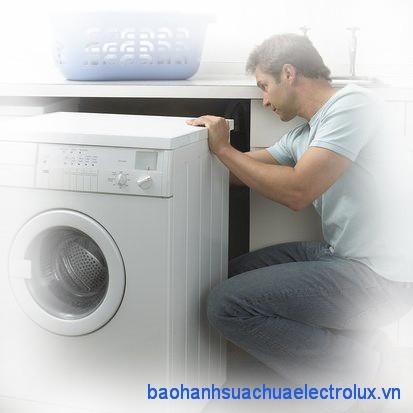Sửa máy giặt Electrolux với một số bệnh không thể tránh khỏi.