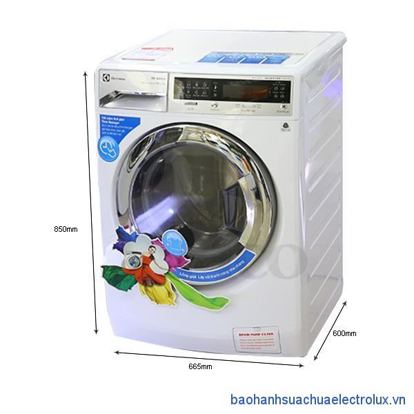 Máy giặt Electrolux sang trọng dành cho gia đình