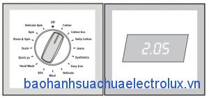 Cách sử dụng máy giặt Electrolux