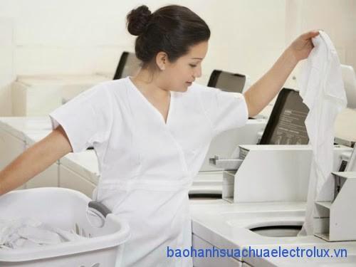 Bí quyết giặt sạch bằng máy