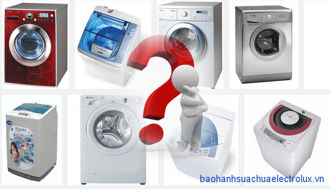 Kinh nghiệm mua máy giặt cho mùa lạnh