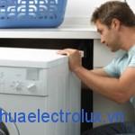 Sửa máy giặt Electrolux bị kêu