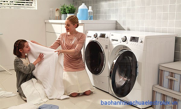 Trung tâm sửa máy giặt Electrolux ở Hà Nội