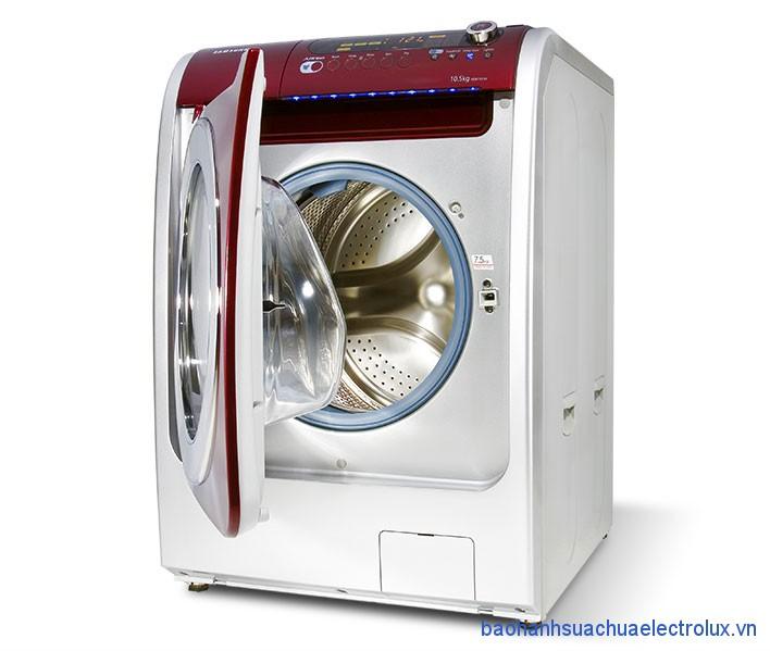 Bảo hành máy giặt electrolux uy tín tại Hà Nội