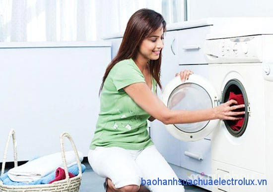 Sửa máy giặt Electrolux chuyên nghiệp uy tín