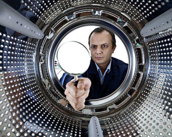 Sửa máy giặt Electrolux vắt bị kêu to
