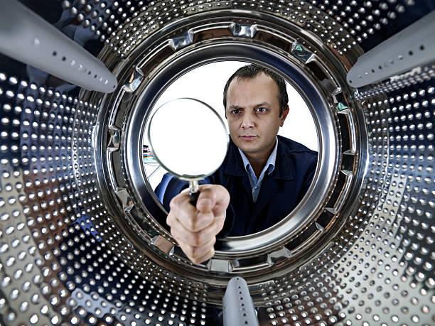 Sửa máy giặt electrolux vắt kêu to và rung