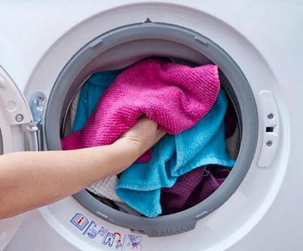 sự cố trên máy giặt Electrolux