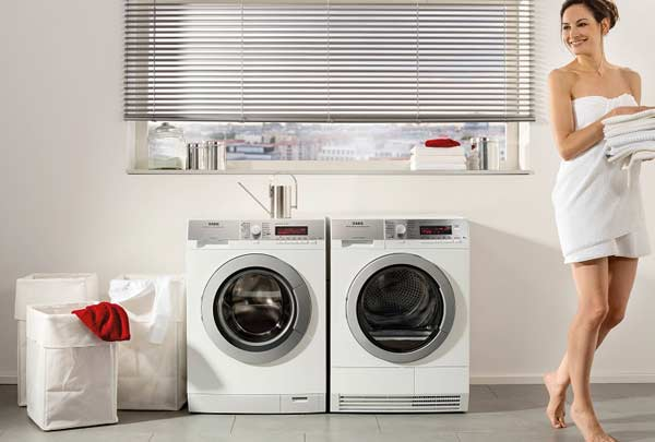 Những vấn đề cần lưu ý khi sử dụng máy giặt hơi nước
