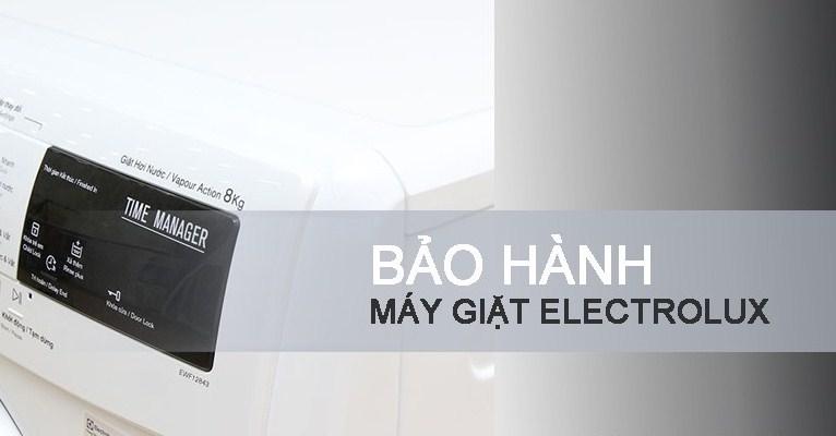 Bảo hành máy giặt Electrolux quận Hoàn Kiếm