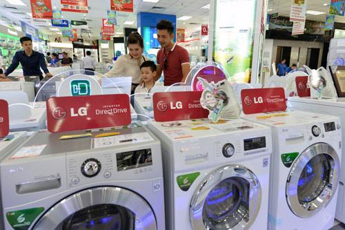 Cuối năm – dịp vàng để mua máy giặt