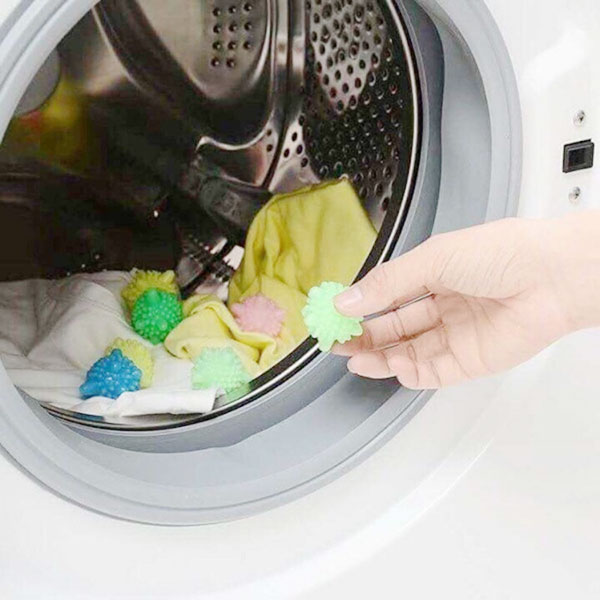 3 trợ thủ đắc lực cho bà nội trợ trong quá trình giặt tẩy