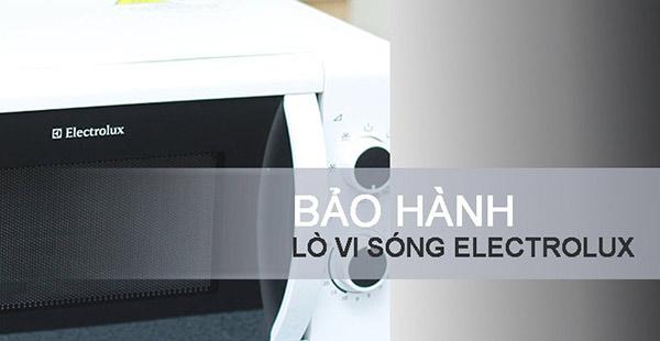 Bảo hành lò vi sóng Electrolux tại Hà Nội
