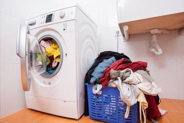 máy giặt kêu tít tít
