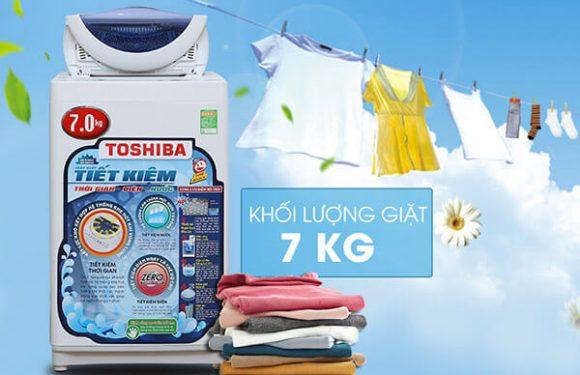 Top 4 máy giặt tiết kiệm điện nước 2018 đáng mua nhất