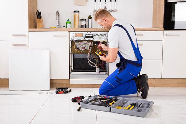 Sửa máy giặt Electrolux lỗi Eh0